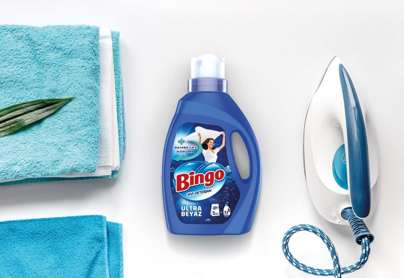 Bingo packaging design