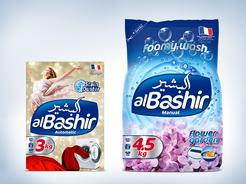 Al Bashir Packaging Design