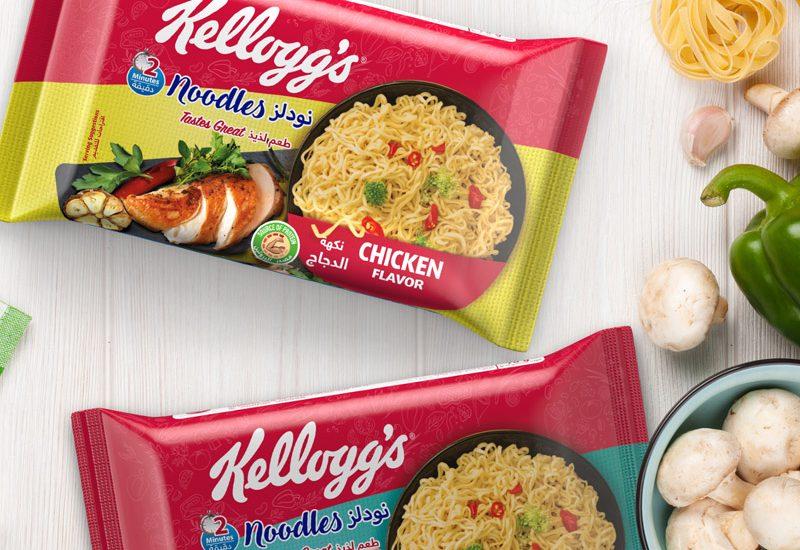 Noodles Packaging design
