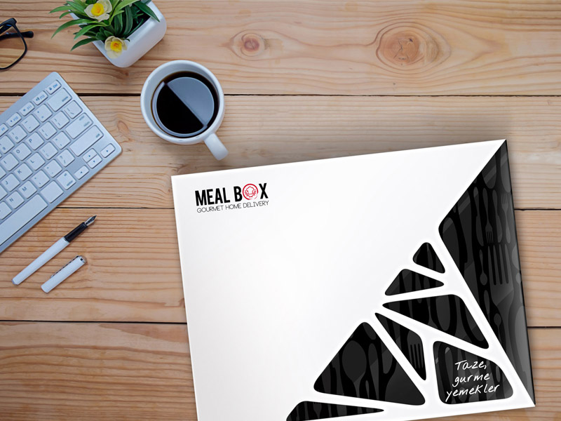 MealBox Packaging Design