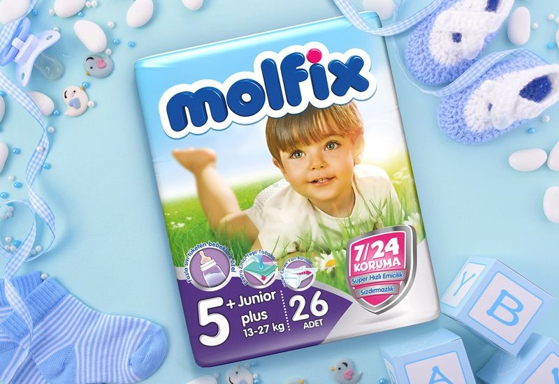 Molfix Packaging Design