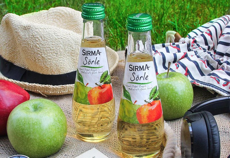 Sirma packaging design