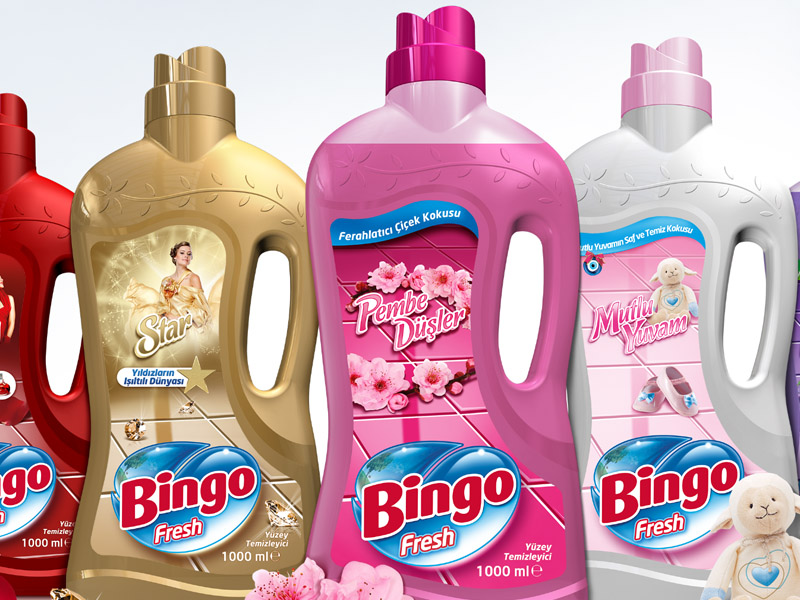 Bingo Packaging Design