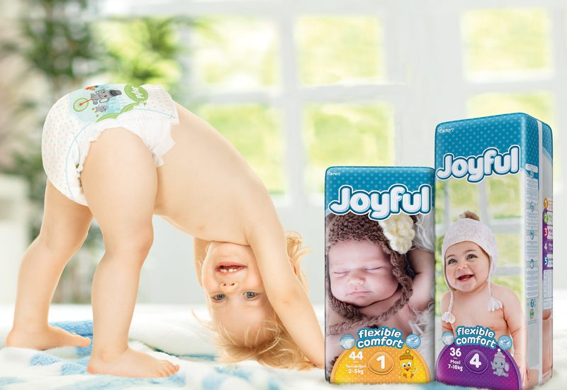 Joyful Packaging Design